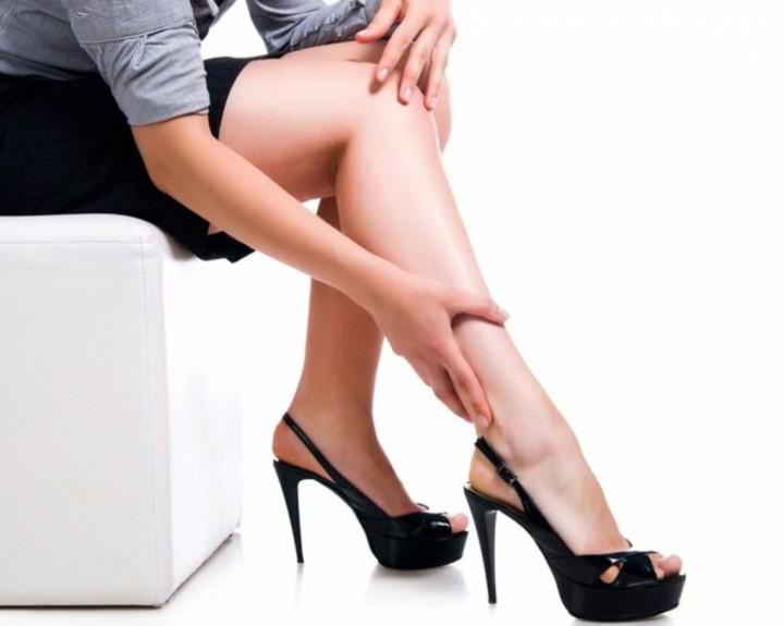 Варикозная болезнь — опасный враг женских ног3