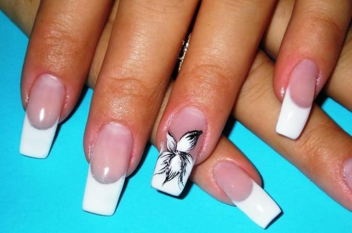 Декоративное украшение ногтей 1