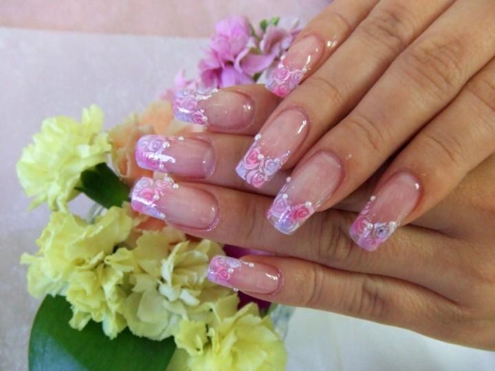 Здоровые и красивые ногти – гордость каждой девушки