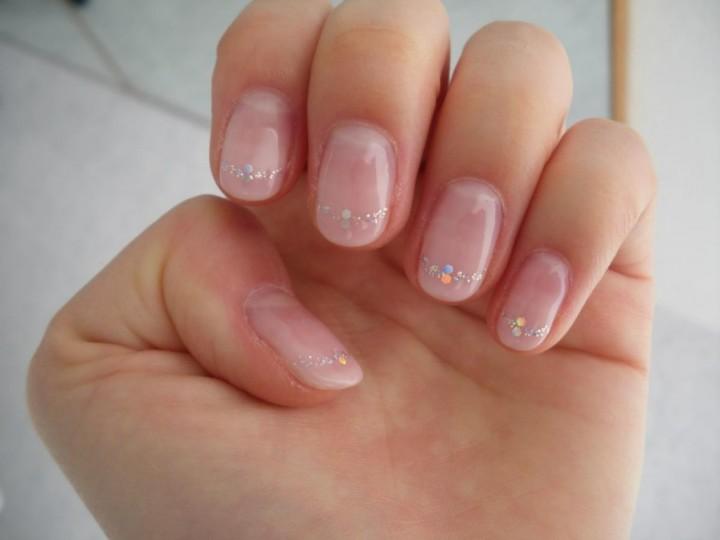 Укрепление ногтей в домашних условиях2