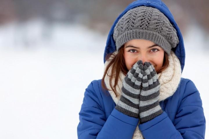 Как ухаживать за кожей рук зимой.2