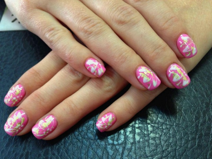 Красивый маникюр – красивые ухоженные ногти2