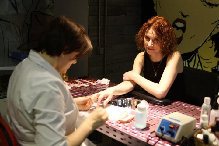 Организация работы маникюрного салона3