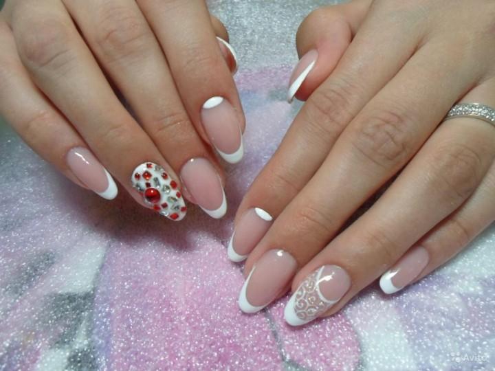 Ногти: уход за ногтями