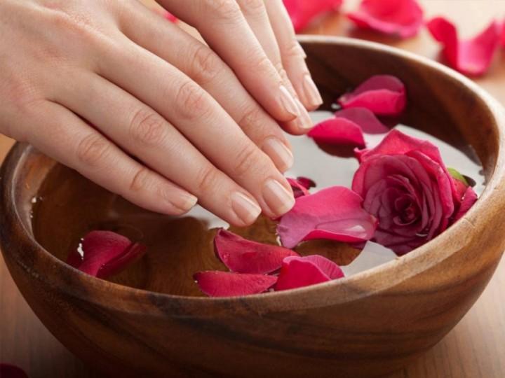 Домашние ванночки для ногтей2