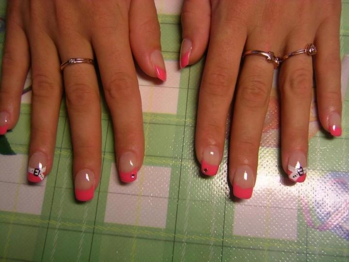 Ногти - украшение женщины