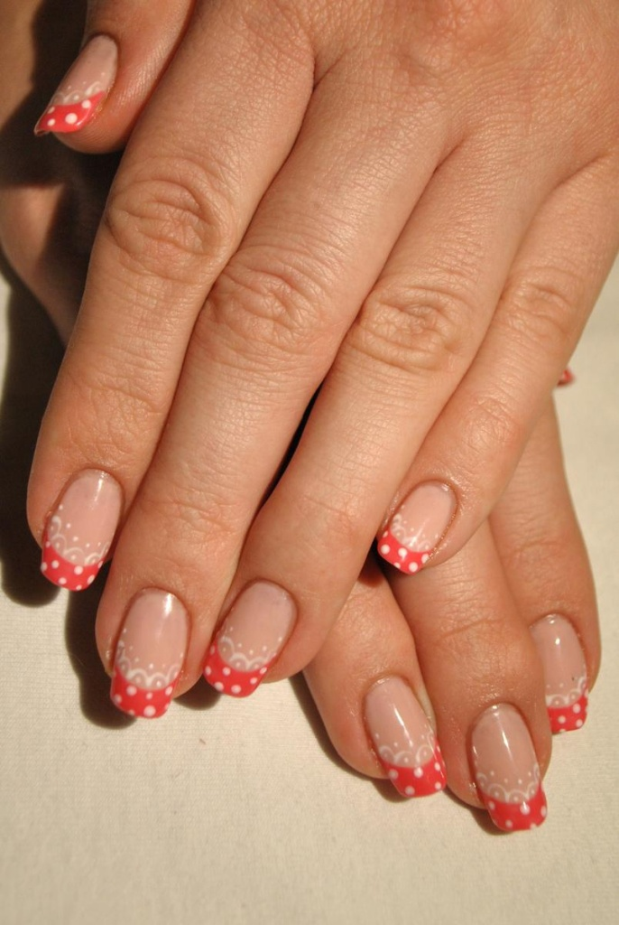 Ногти - украшение женщины3