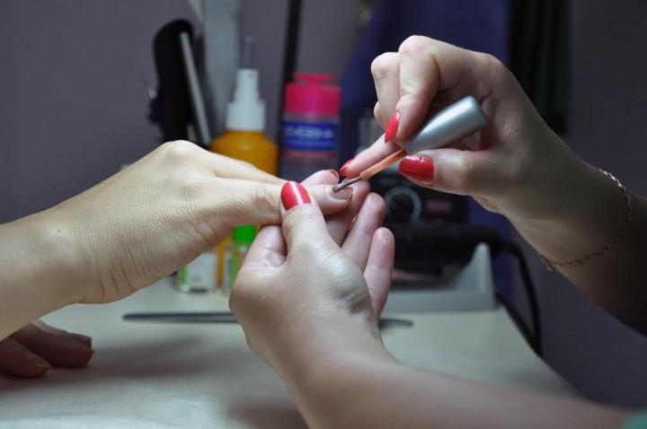 Как укрепить ногти желатином2
