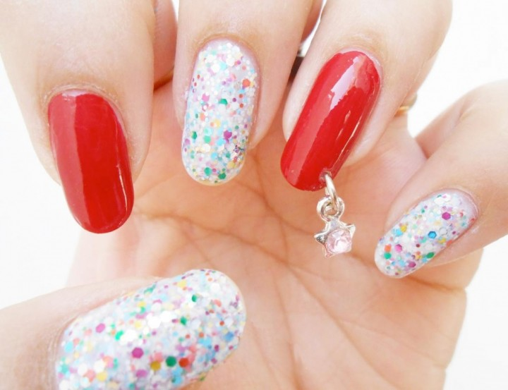Пирсинг ногтей или возращение моды на подвески2
