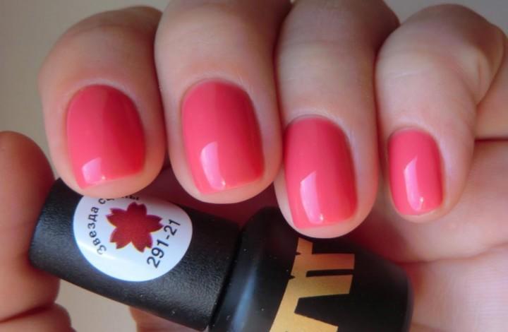 Стильные ногти: японский маникюр4
