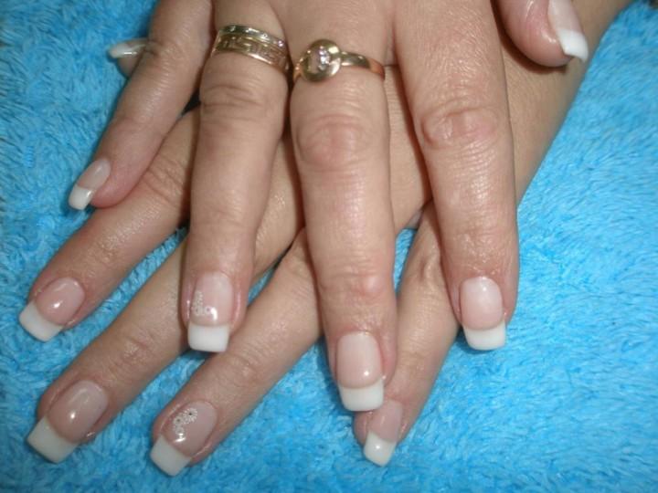 Укрепление ногтей биогелем 2