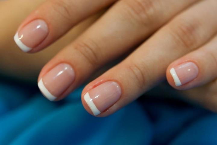 Укрепление ногтей биогелем 4